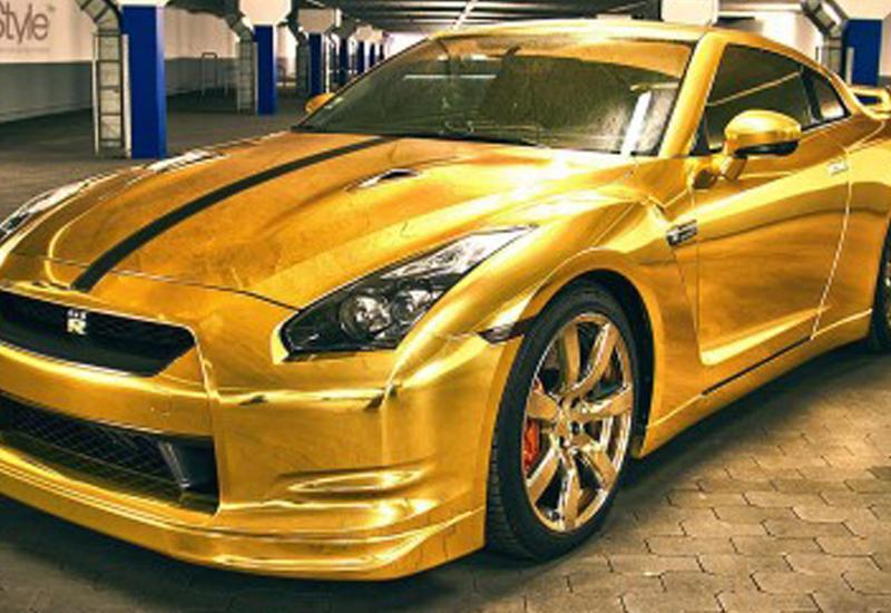 """Самый дорогой в мире Nissan GT-R <span class=""""color_red"""">- ВИДЕО</span>"""