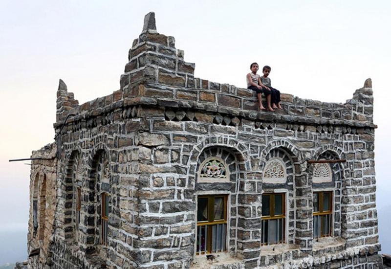 """Жизнь в Йеменских горах, где столетиями ничего не меняется <span class=""""color_red"""">- ФОТО</span>"""