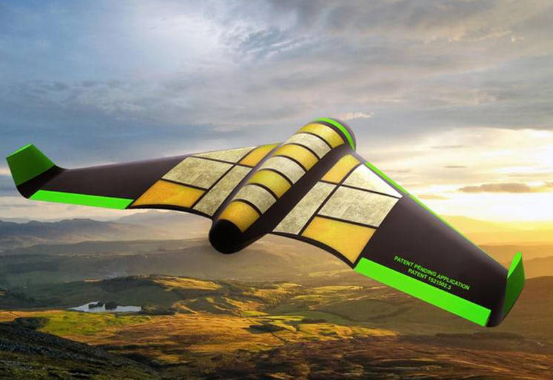 """Этот беспилотник поможет жертвам стихийных бедствий <span class=""""color_red"""">- ВИДЕО</span>"""