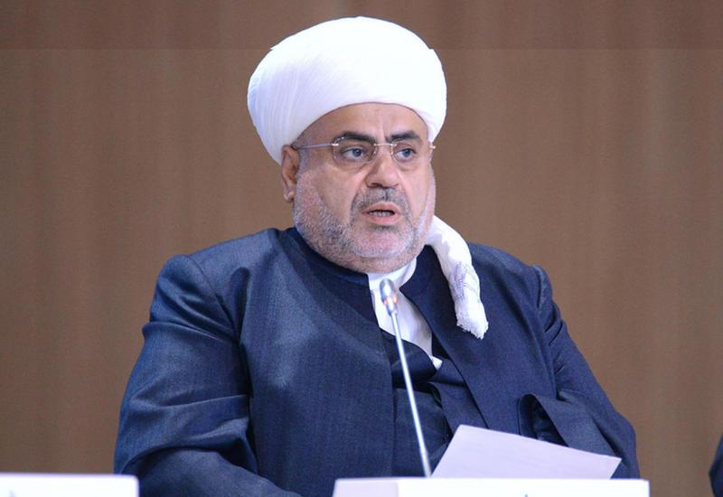 Аллахшукюр Пашазаде: В Европе усиливаются тенденции проявления исламофобии и ксенофобии