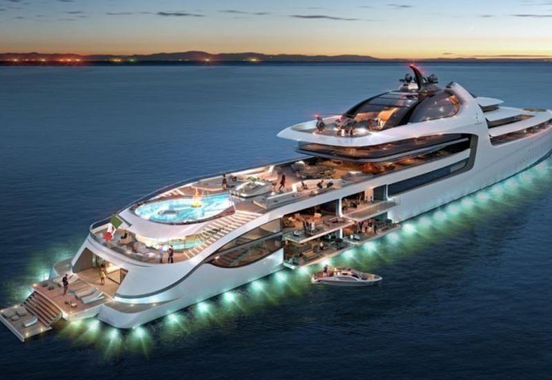 """Самые роскошные суперъяхты представили на шоу в Монако <span class=""""color_red"""">- ВИДЕО</span>"""