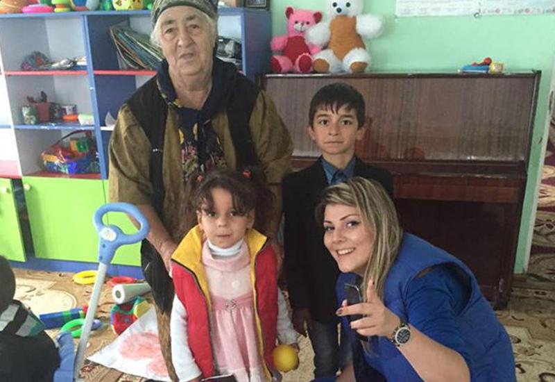 "ASAN məktub исполнил мечты азербайджанских детей <span class=""color_red"">- ФОТО</span>"