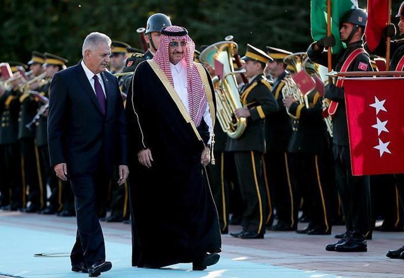 Турция и Саудовская Аравия расширят сотрудничество в борьбе с терроризмом