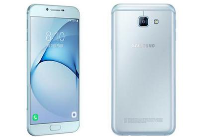 "Samsung представил новый фаблет Galaxy A8 <span class=""color_red"">- ФОТО</span>"