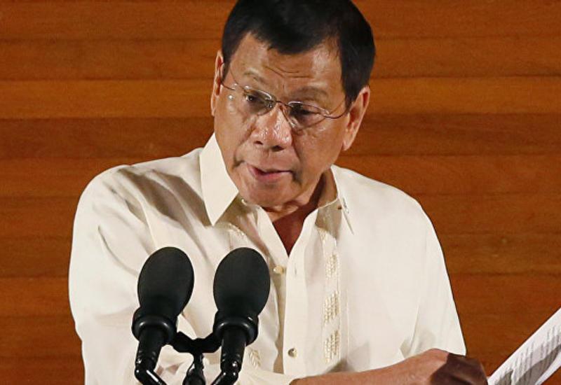 Президент Филиппин сравнил себя с Гитлером