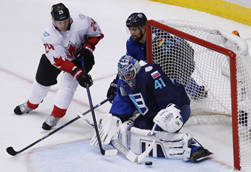 Канада во второй раз выиграла Кубок мира по хоккею