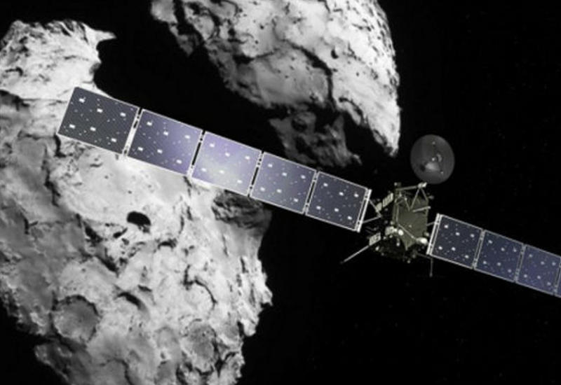 """12-летняя миссия космического аппарата завершится столкновением с кометой <span class=""""color_red"""">- ВИДЕО</span>"""