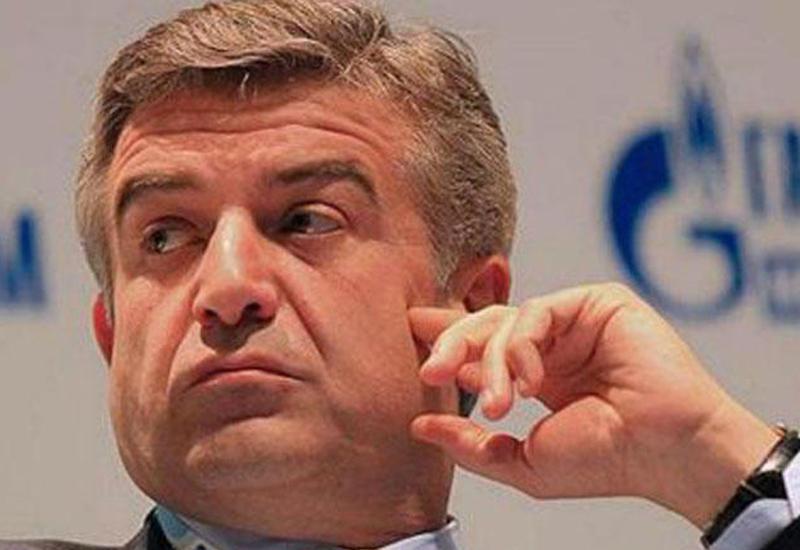Премьер Армении угрожает Грузии