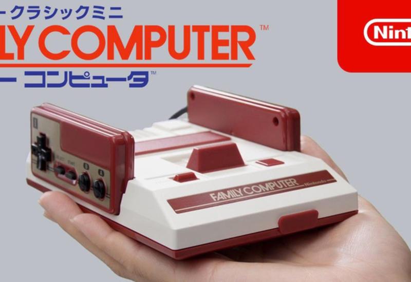 Nintendo вернет в продажу аналог приставки Dendy