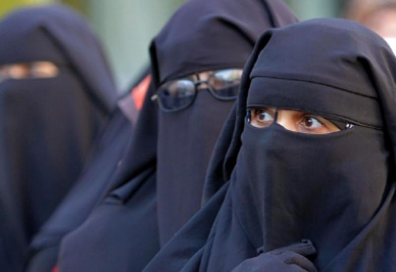В Болгарии запретили носить паранджу