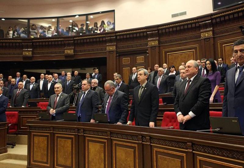 СМИ: нынешний парламент - самый позорный в истории Армении