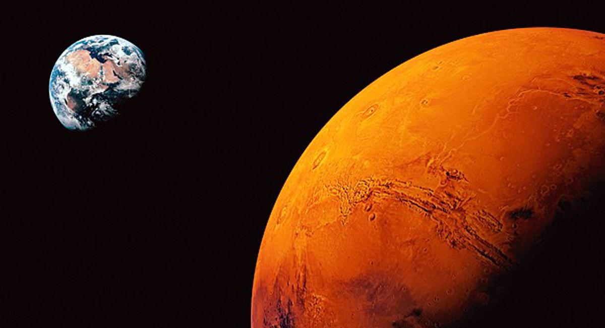 Обама: США намерены отправить человека на Марс к 2030-м годам