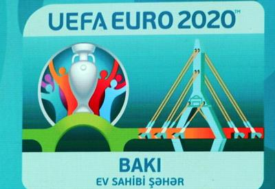 "Презентация бакинского лого чемпионата Европы-2020 по футболу <span class=""color_red"">- ФОТО</span>"
