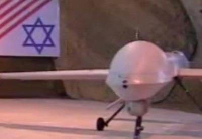 """Иран представил боевой беспилотник, похожий на американский <span class=""""color_red"""">- ФОТО</span>"""