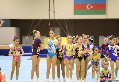 Определились победители II Первенства Азербайджана и Чемпионата Баку по аэробике