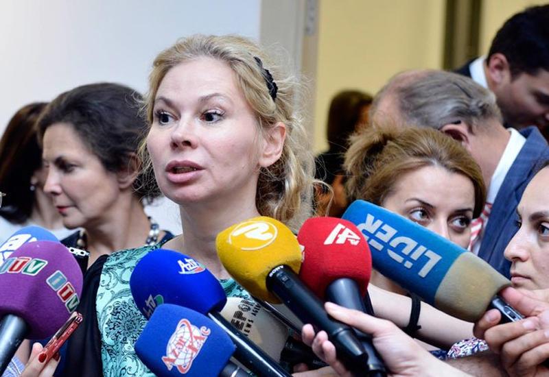 Малена Мард о решении Милли Меджлиса по возобновления отношений с Европарламентом