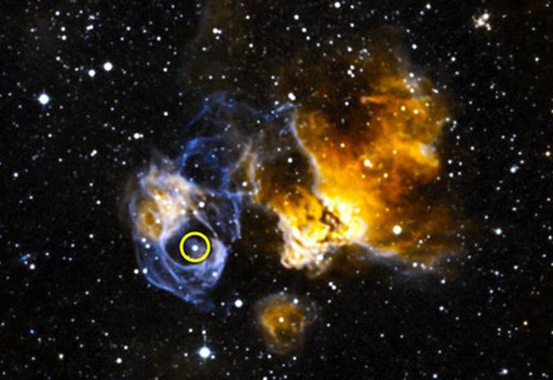 """В галактике нашли двойную звезду с рекордным гамма-излучением <span class=""""color_red"""">- ВИДЕО</span>"""
