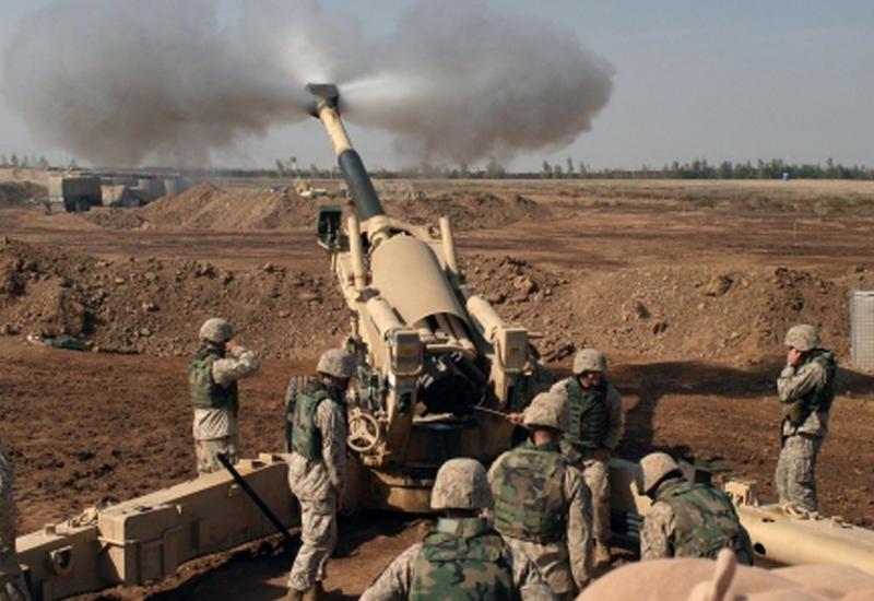 """Турецкие военные атаковали 10 объектов """"ИГ"""" в Сирии"""