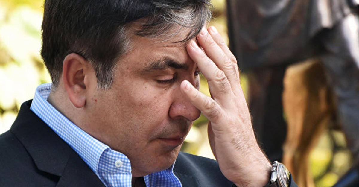 Саакашвили хочет вернуться вГрузию