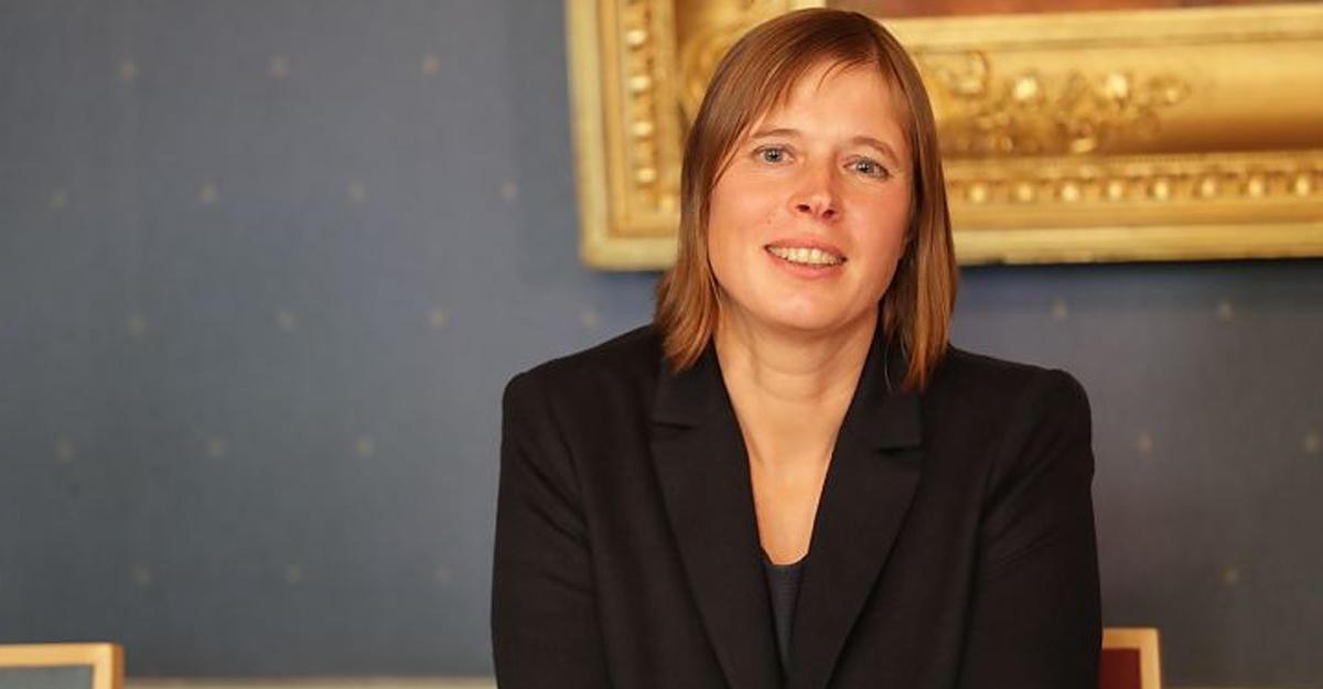 Президентом Эстонии впервый раз стала женщина