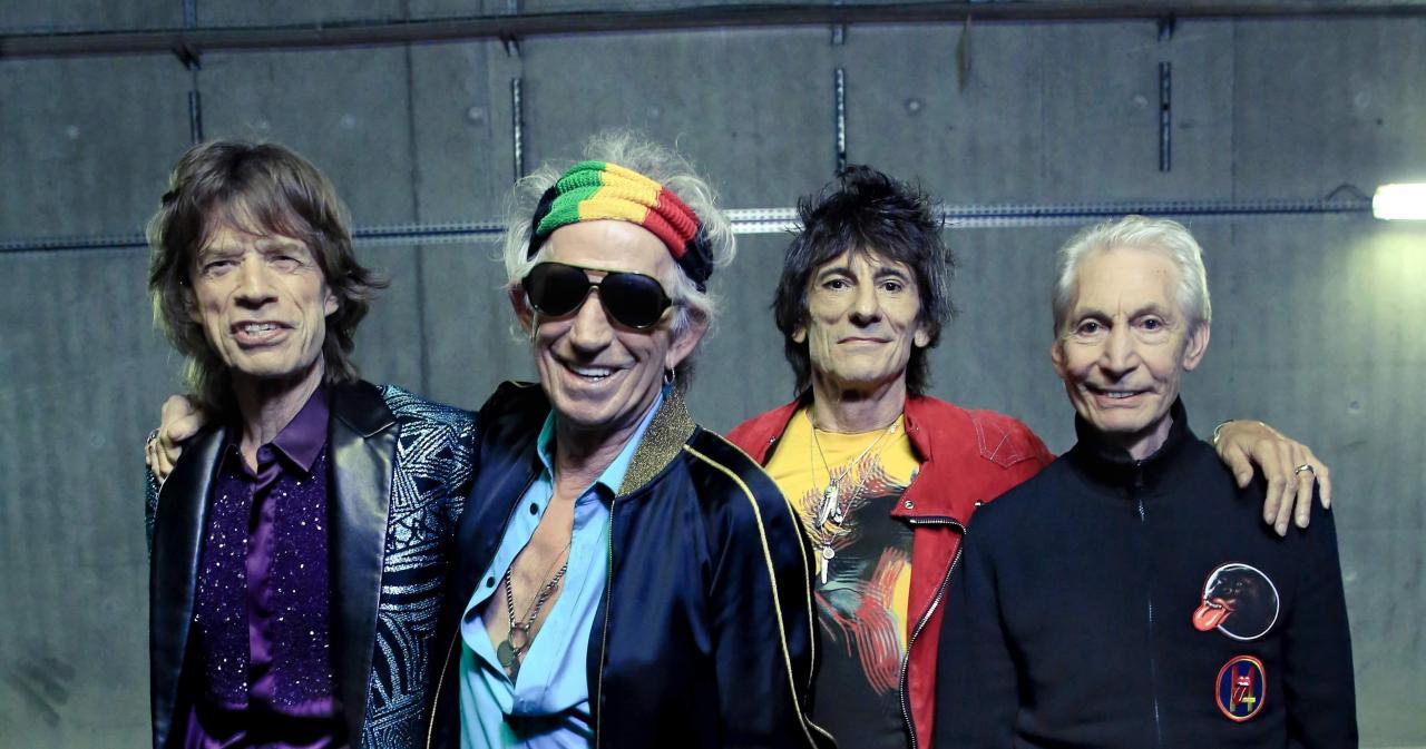 Группа «The Rolling Stones» выпускает 1-ый за11 лет студийный альбом