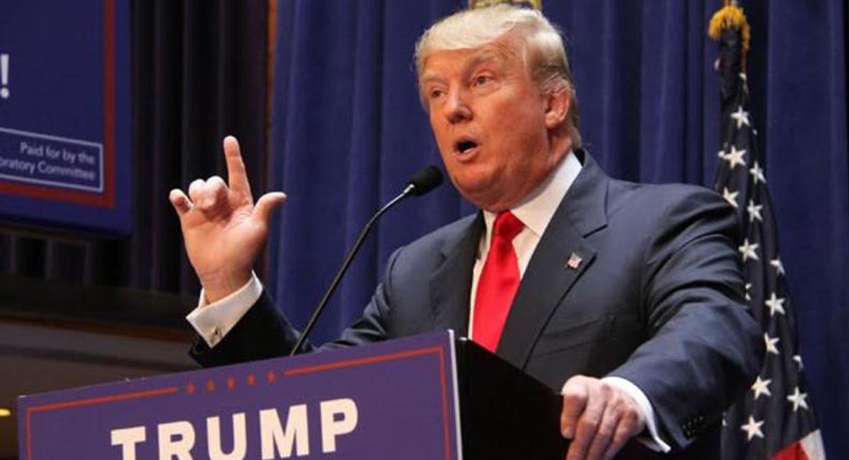 Трамп обвинил большинство американских СМИ впредвзятости