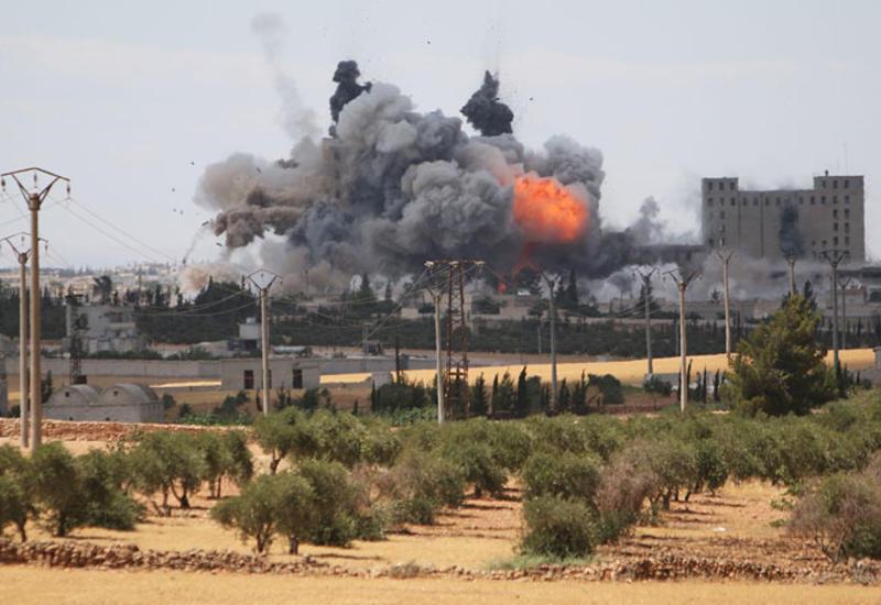 """Сирийская армия освободила себе путь к штурму """"столицы ИГ"""""""