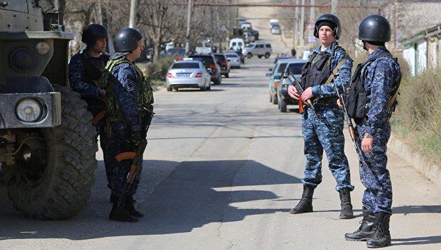 ВДагестане убит боевик, открывший огонь посиловикам
