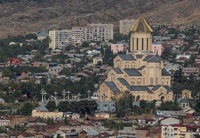 Явка избирателей на выборах в парламент Грузии составила 51,63%