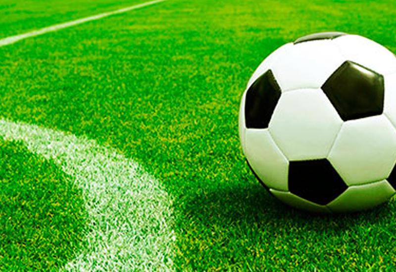 Юношеская сборная Азербайджана по футболу сыграет с Англией
