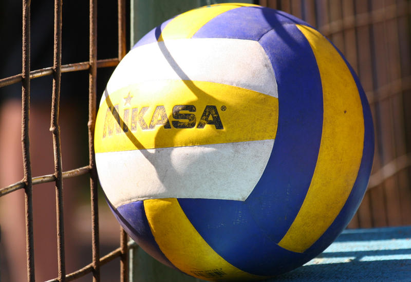 Определились победители первого тура волейбольного чемпионата