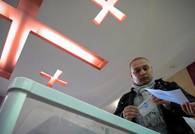 Стали известны партии, которые прошли в парламент Грузии
