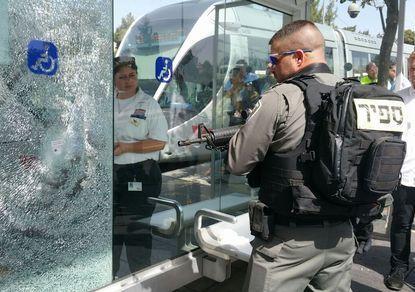 ВИерусалиме произошел теракт
