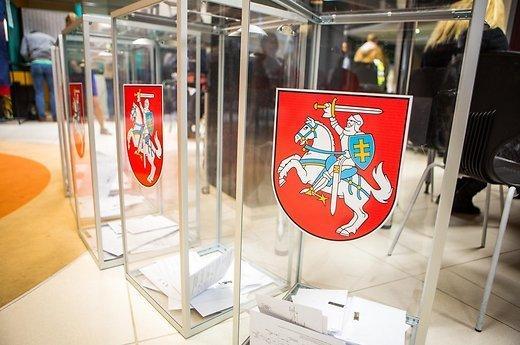 Навыборах вЛитве лидируют «Литовский союз крестьян» и«зелёные»