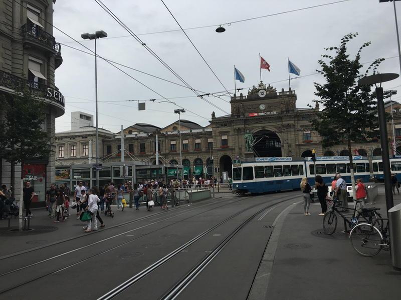 Очарование Швейцарии