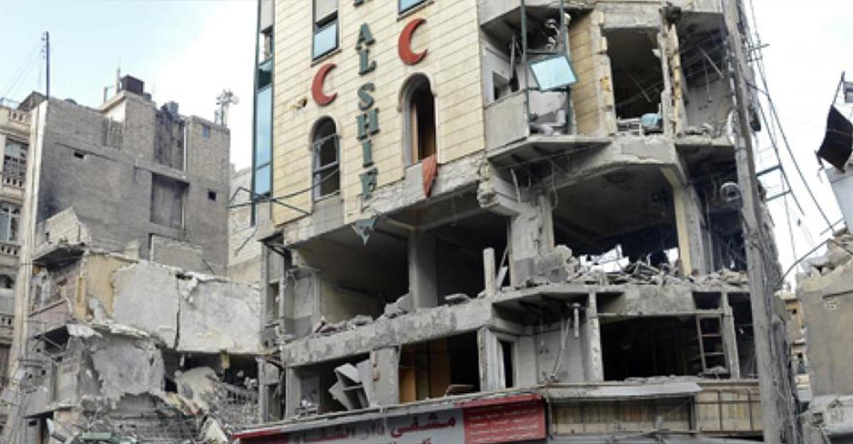 Эскалация конфликта вСирии вызвана желанием США сохранить свою гегемонию— Асад
