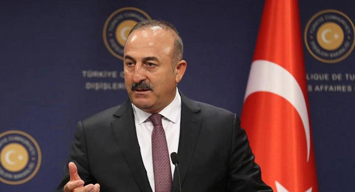 Министр иностранных дел Турции: «Мыподдерживаем любое урегулирование, которое соответствует интересам Азербайджана»