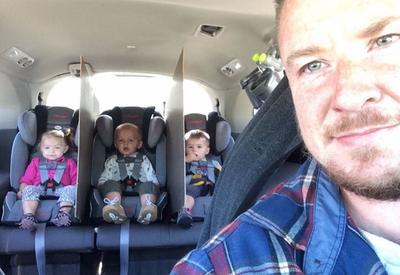 Все гениальное – просто: как отец предотвратил бои между тройняшками
