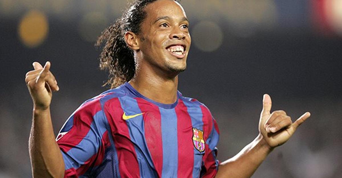 Роналдиньо вполне может стать послом «Барселоны»