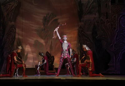 """Семь красавиц"" произвели фурор на сцене Театра оперы и балета <span class=""color_red"">- ФОТО</span>"