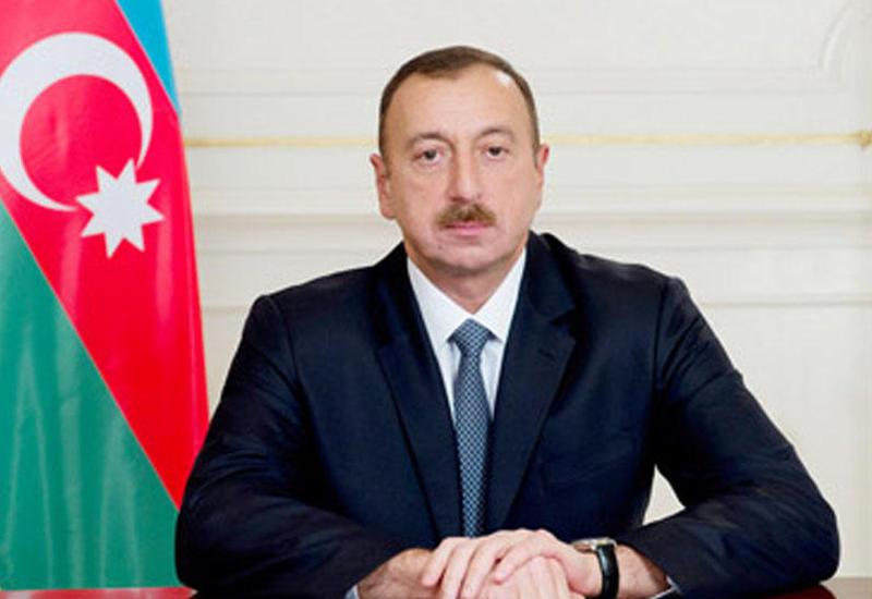 Президент Ильхам Алиев поздравил главу Кении