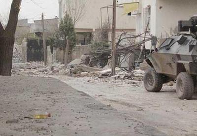 Боевики обстреляли территорию Турции из минометов