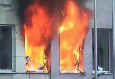 """Сильный пожар в Анкаре <span class=""""color_red"""">- ПОДРОБНОСТИ</span>"""