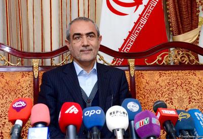 """Иран и Азербайджан увеличат взаимные инвестиции <span class=""""color_red"""">- ФОТО</span>"""