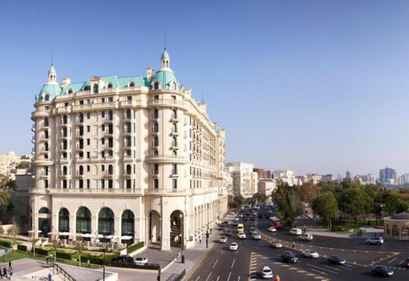 "Four Seasons Hotel Baku удостоен премии Condé Nast Traveler`s 2016 <span class=""color_red"">- ФОТО</span>"