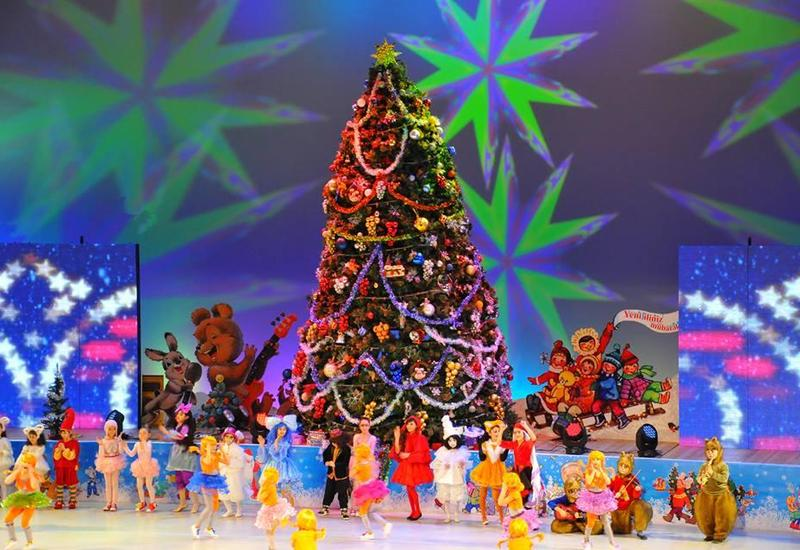 "Во Дворце Гейдара Алиева покажут ""Новогоднюю сказку"" <span class=""color_red"">- ФОТО</span>"