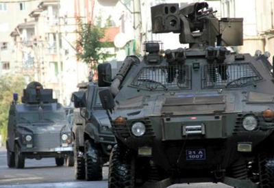 Перестрелка в Турции, есть погибшие и раненые