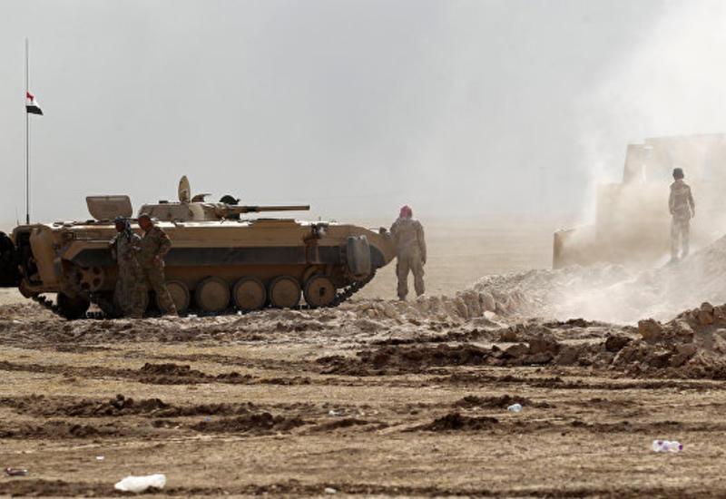 В Мосуле погиб американский военный
