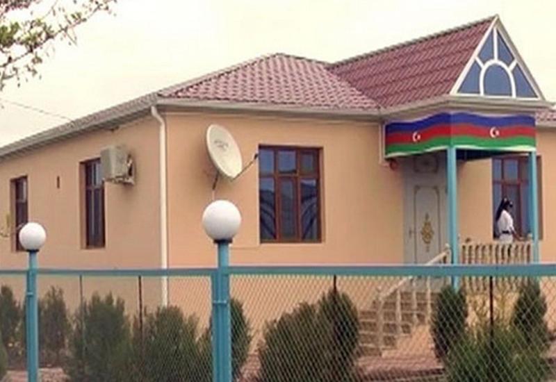 """Семье азербайджанского шехида предоставлен новый дом <span class=""""color_red"""">- ФОТО</span>"""