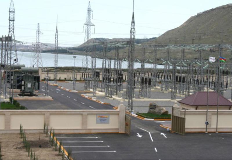 В Азербайджане завершено строительство крупного энергообъекта